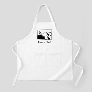 TAKE A HIKE BBQ Apron