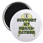 I Support My Grandfather Magnet