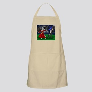 Mew and Syden BBQ Apron