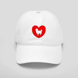 Chihuahua Longhair Cap