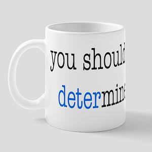 """""""Attitude"""" Mug"""