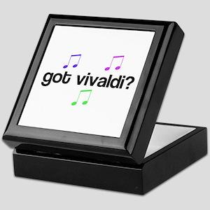 Got Vivaldi? Keepsake Box