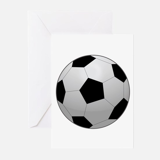 Soccer Ball Greeting Cards (Pk of 10)