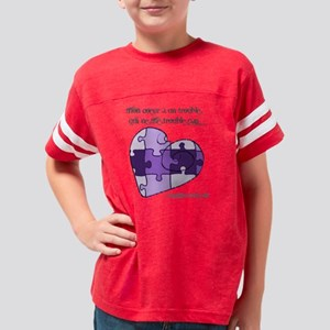 Coeur Tranquille Youth Football Shirt