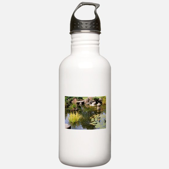 Reflections, Japanese Water Bottle