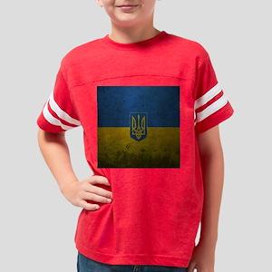 Ukrainian Flag  Youth Football Shirt