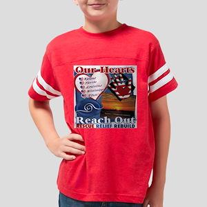 hurricane-group Youth Football Shirt