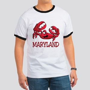 Maryland Crab Ringer T