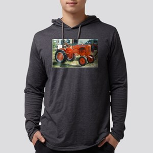 Allis Chalmers Tractor Mens Hooded Shirt
