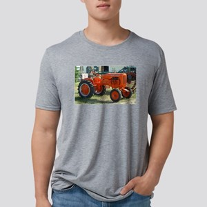 Allis Chalmers Tractor Mens Tri-blend T-Shirt