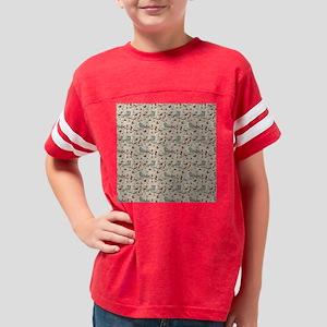 Birds and Butterflies Youth Football Shirt