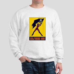 Propaganda style Sweatshirt