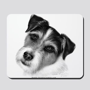 Jack (Parson) Russell Terrier Mousepad