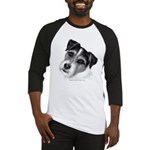 Jack (Parson) Russell Terrier Baseball Jersey