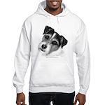 Jack (Parson) Russell Terrier Hooded Sweatshirt