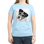 Jack (Parson) Russell Terrier Women's Pink T-Shirt