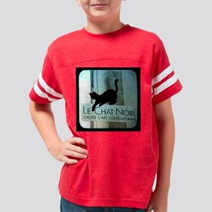 lechatTTV1 Youth Football Shirt