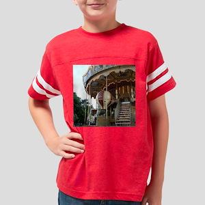 Paris Carousel Youth Football Shirt