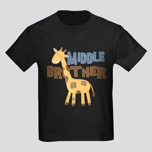 Middle Bro Giraffe T-Shirt