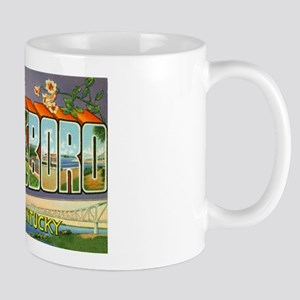 Owensboro Kentucky Greetings Mug