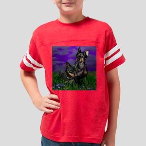 2-GeorgieJackson-TShirt Youth Football Shirt