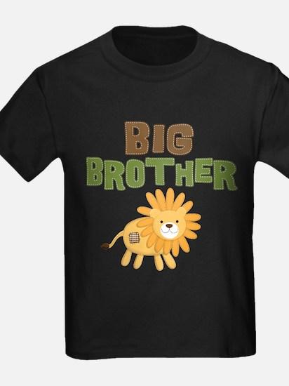 Big Bro Lion T-Shirt