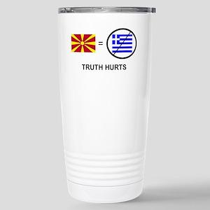 Macedonian not Greek Mugs
