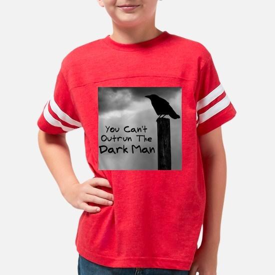 Darkman Greyscale Youth Football Shirt