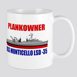 MoBoat Plankowner's Coffee Mug