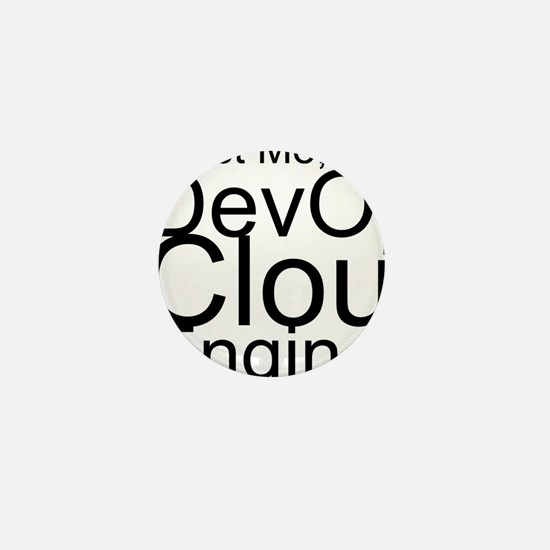 Trust Me, I'm A DevOps Cloud Engineer Mini But