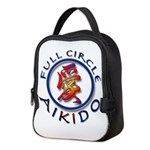 Full Circle Aikido Neoprene Lunch Bag