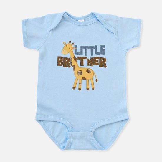 Little Bro Giraffe Body Suit