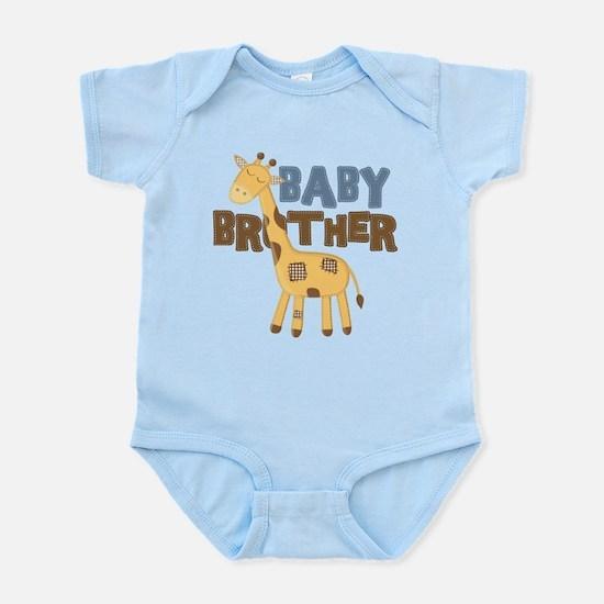 Baby Bro Giraffe Body Suit