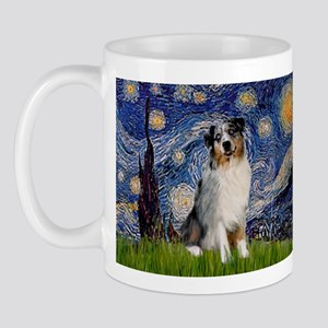 Starry Night Aussie #3 Mug