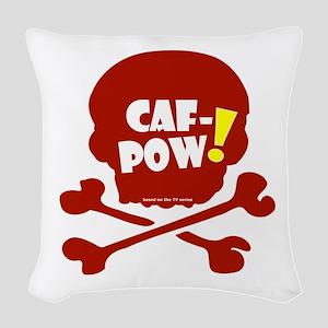 Caf-Pow NCIS Woven Throw Pillow
