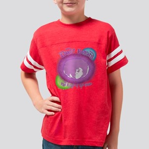 Wonka Cell Youth Football Shirt