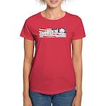 Snowed In Women's Dark T-Shirt
