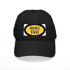 Mom's Taxi Black Cap