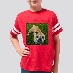 BULLDOG Youth Football Shirt