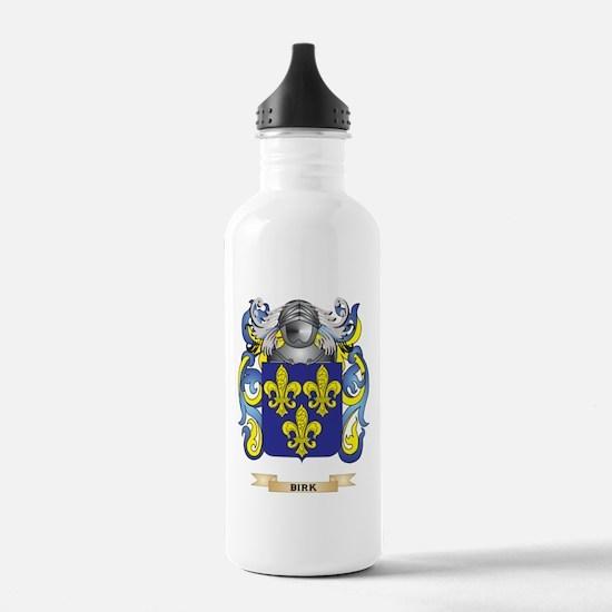 Birk Coat of Arms Water Bottle