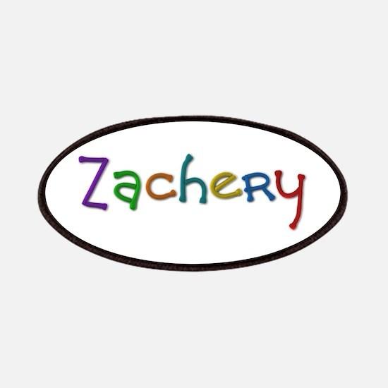 Zachery Play Clay Patch