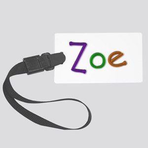 Zoe Play Clay Large Luggage Tag