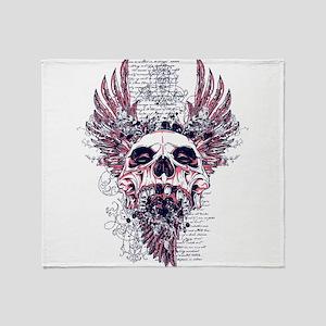 Heavy Metal - Skulls - Rock and Roll - Death - Coo