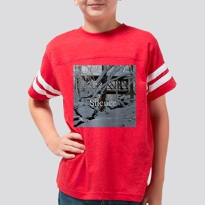 Glengape square Youth Football Shirt