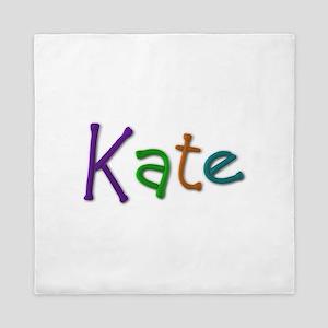 Kate Play Clay Queen Duvet