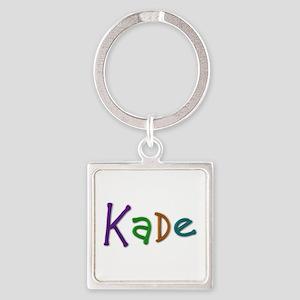 Kade Play Clay Square Keychain