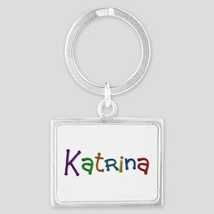 Katrina Play Clay Landscape Keychain