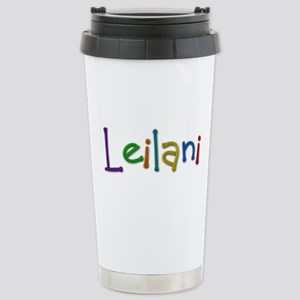 Leilani Play Clay Stainless Steel Travel Mug