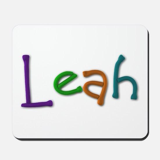 Leah Play Clay Mousepad
