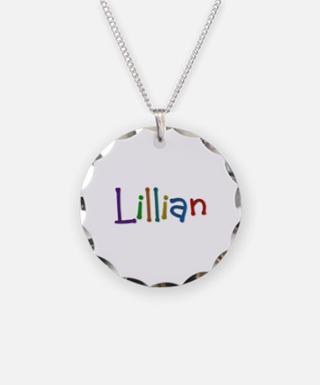 Lillian Play Clay Necklace